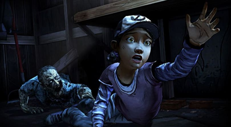 The Walking Dead season 2 premiere trailer throws a lot at Clementine