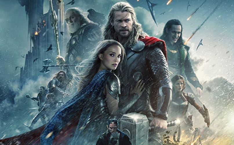 Thor s Asgardian allies join Thor