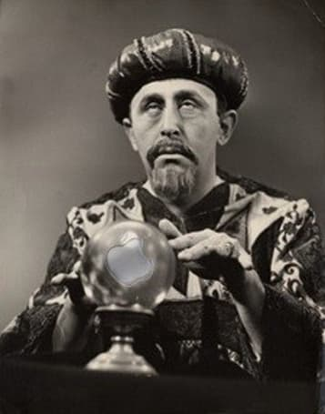 The cracked crystal ball -- how the TUAW blogger predictions fared