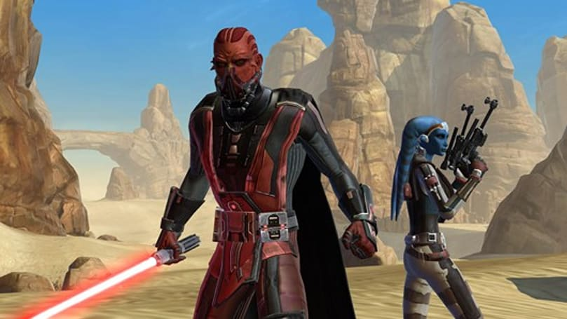 SWTOR's James Ohlen says no cross-faction communication [Updated]