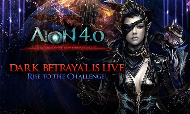 Aion 4.0 launches today, includes Asmodian incentives [Updated]