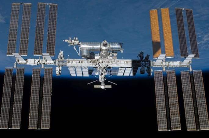 NASA is working with Russia on a new space station (update: not quite)