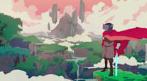 'Hyper Light Drifter' pitched as a blend of Zelda and Diablo
