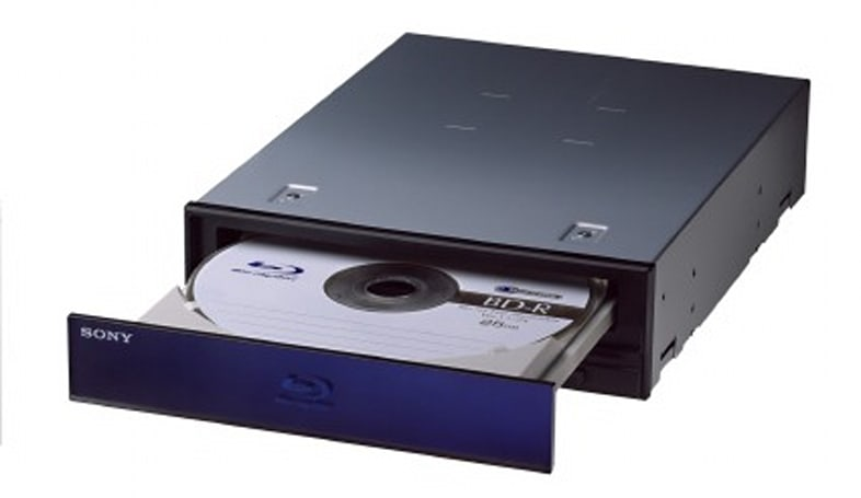 Sony announces BWU-100A, their first aftermarket Blu-ray burner