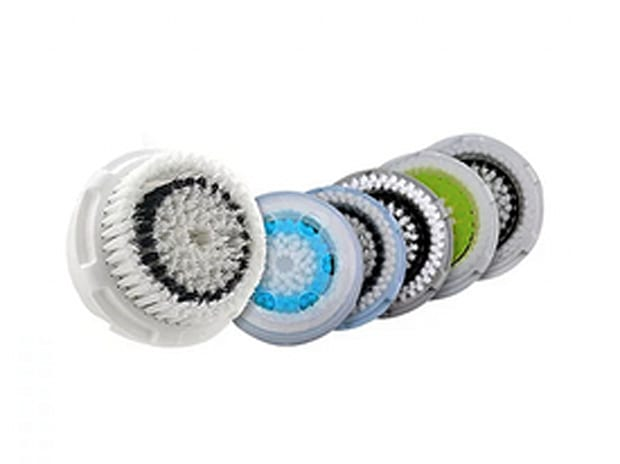 Clarisonic Compatible Replacement Facial Brushes: 4-Pack