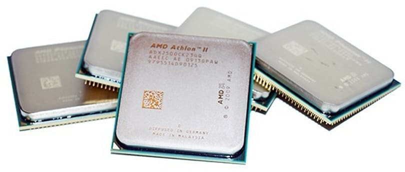AMD debuts Athlon II X2 250 and Phenom II X2 550 Black Edition CPUs