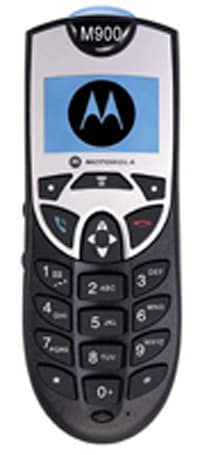 AT&T launches Motorola M900 for security and emergency types
