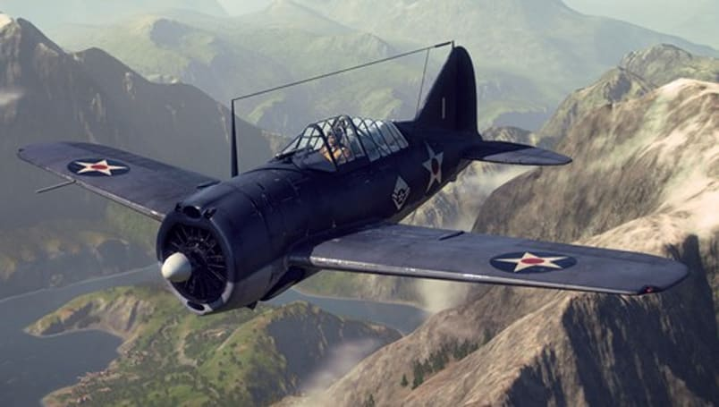 Wargaming video dives into World of Warplanes sound design