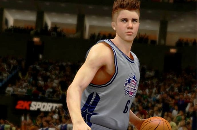 NBA 2K13 delivers Justin Bieber experience