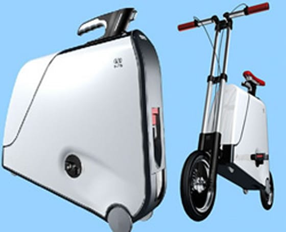 The Suitcase Bike finally unfolds, should hit production soon