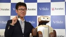アスラテック、ロボット制御ソフトV-Sido OSの説明会を開催。制御ボードV-Sido CONNECTも年内発売
