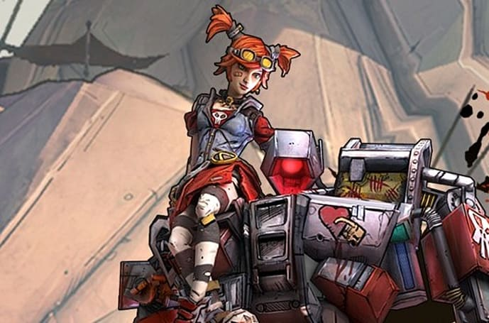 Gearbox posts final version of Borderlands 2 Mechromancer class