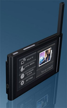 Sungale adds a touch of sleek, a pinch of ugly to 4.3-inch Kula TV PMP