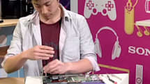 Sony Vaio Z gets the in-house teardown treatment (video)