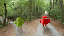Android's deviant identities
