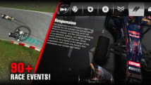 F1 Challenge launches on iOS with more than 90 events