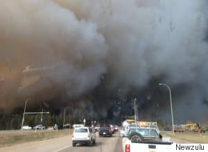 Incredible Photos Show Fury Of Fort McMurray's Historic Fire