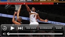 Watch live NBA games with League Pass Mobile for iPhone