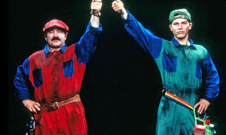Nintendo is thinking about getting (back) into the movie business