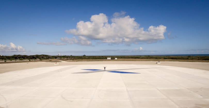 Watch SpaceX's latest attempt at landing a reusable rocket