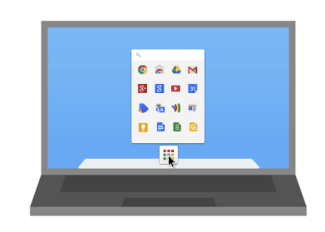 Google releases Mac desktop Chrome App Launcher