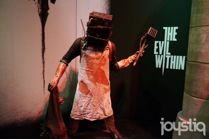 The Evil Within also within Europe on October 14