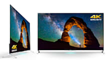 Sony's wafer-thin, Android-powered 4K TVs will start at $2,499