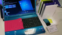 Sony VAIO E series keyboard skins spotted in the wild