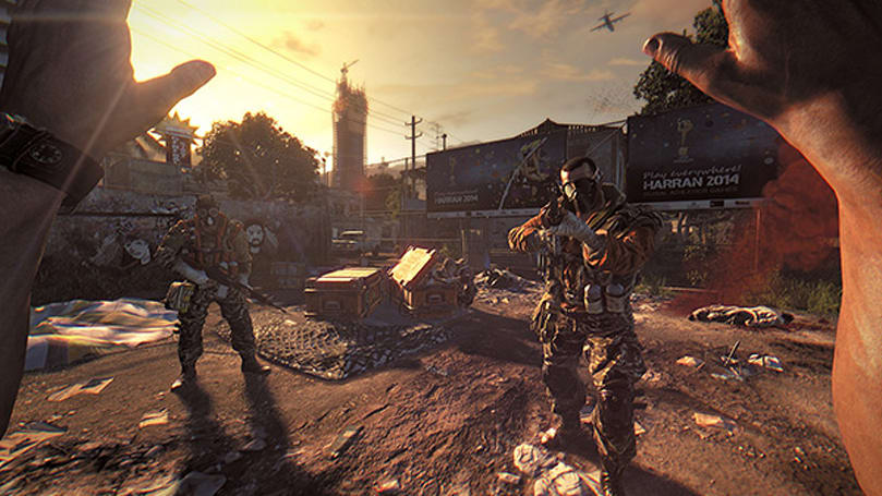 Parkour trumps tottering corpses in Dying Light E3 trailer