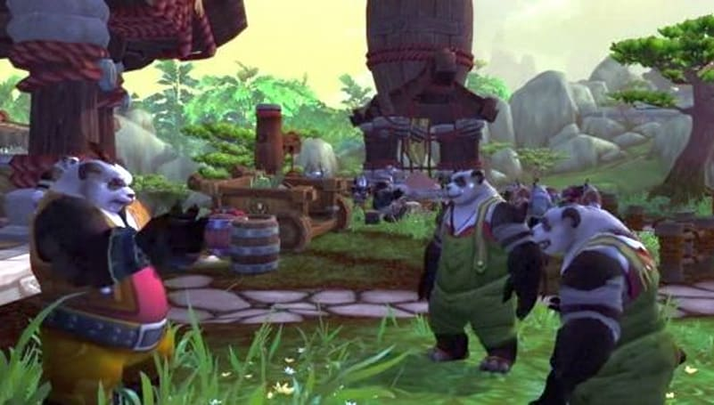 Mists of Pandaria is now live in Europe, Blizz posts a new video [Updated]
