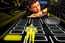 Today's most innovative Rick Roll: Astley's hit on Audiosurf