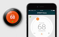 Comcast's home automation app links with Nest, Lutron and more