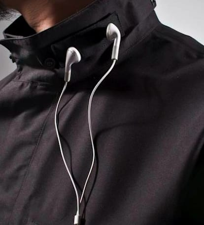 Acronym's PMP-loving jacket keeps your earbuds safe, murders your bank account