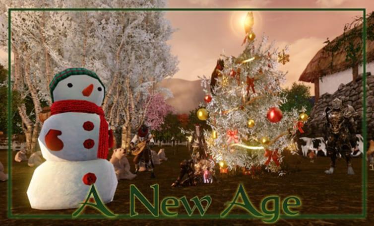 The Stream Team: Getting festive in ArcheAge