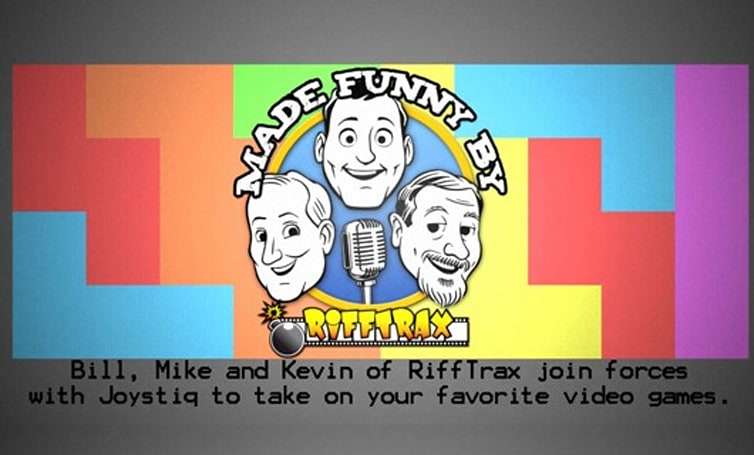 Joystiq Presents: RiffTrax versus Final Fantasy, Metal Gear, Mega Man and Sonic