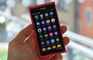 Nokia N9 first hands-on! (update: video)