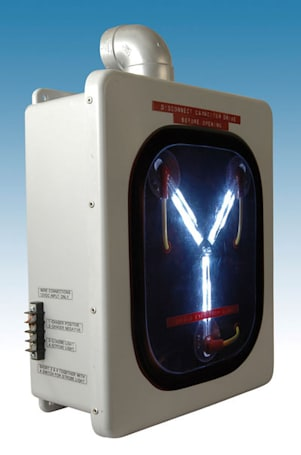 Flux Capacitor replicas for sale
