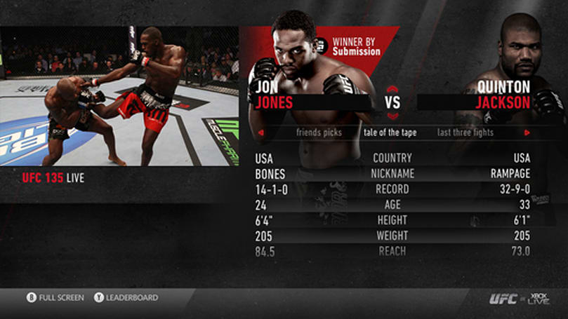 UFC app outage nets users free UFC 142 and a month of Xbox Live