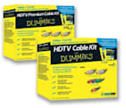 HDTV Cable Kit For Dummies is really just for suckers
