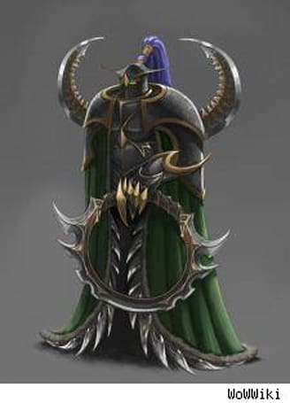 Know Your Lore: Maiev Shadowsong