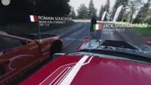 【動画】頭文字Dばりに峠道で行われたドリフト競技を、360度カメラで撮影!