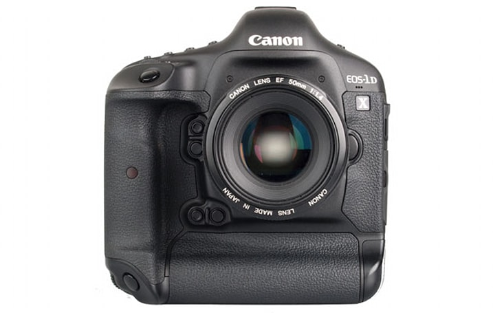 How would you change Canon's EOS-1D X?