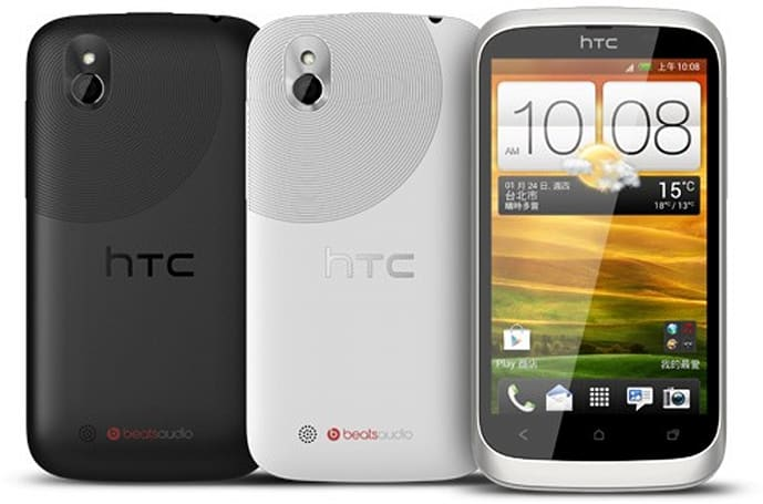 HTC outs budget-minded Desire U: ICS on a single-core 1GHz processor