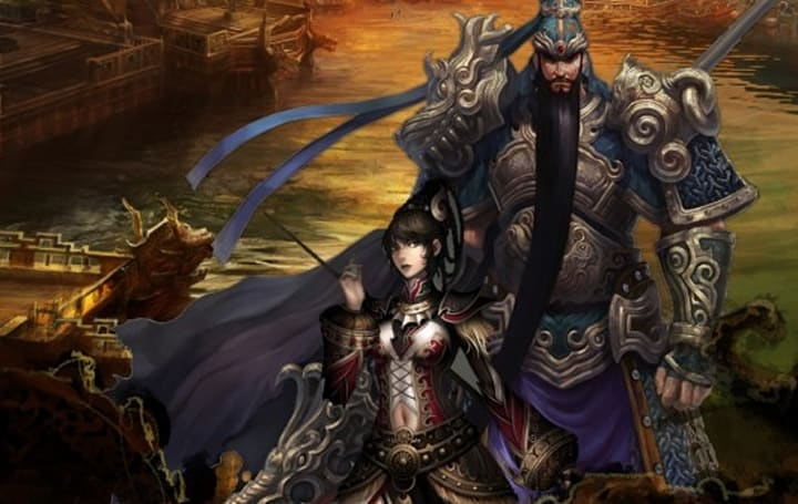 Atlantica Online entering the realm of the Three Kingdoms