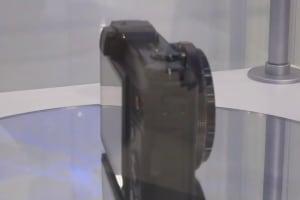 Olympus Zuiko Concept Camera at Photokina 2010