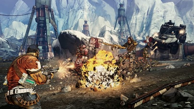 Borderlands 2 brings the best of all worlds to Pandora, devs say [Update]