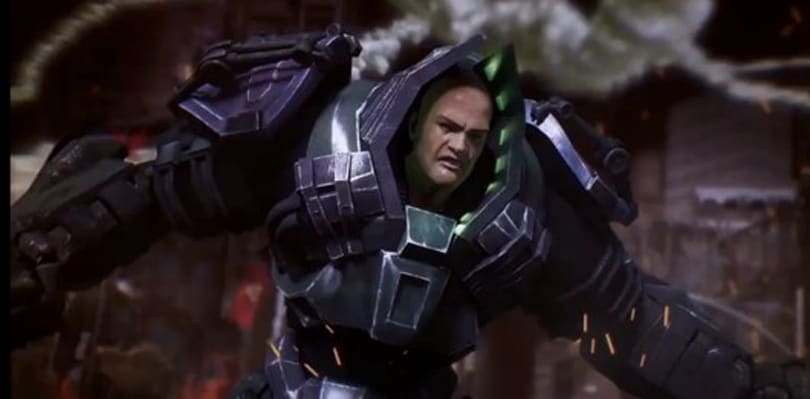 Meet Injustice's Lex Luthor