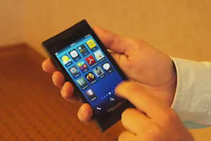 Hands-on With BlackBerry 10 and Dev Alpha B