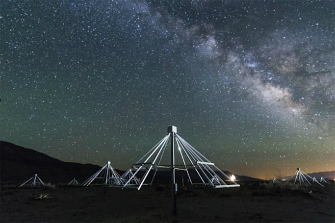 Radio telescope array could unlock the secrets of the early universe