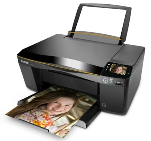 Kodak dropping out of the consumer inkjet printer business in 2013